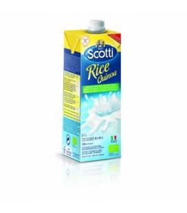 Bebida BIO arroz y quinoa 1L de Riso Scotti