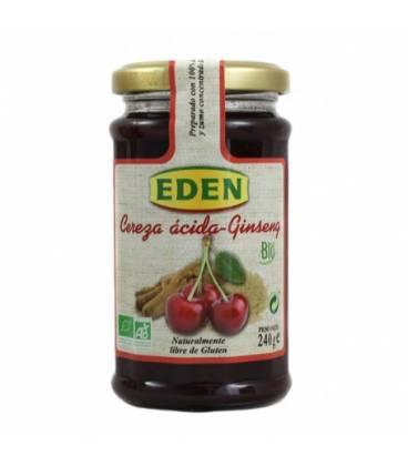 Mermelada cereza ácida ginseng BIO 240g de Granovita