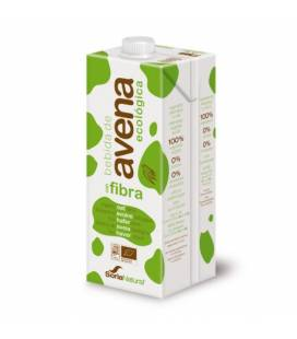 Bebida de avena ecológica 1l de Soria Natural