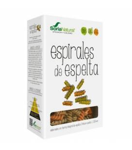 Espirales integrales de espelta 250g de Soria Natural