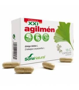 Agilmen 18-C 30 cápsulas de Soria Natural