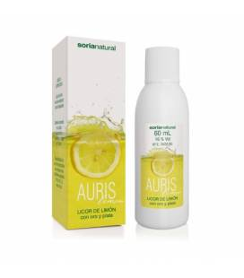 Auris Lemon licor de limón 60ml de Soria Natural