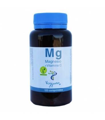 Veggunn Magnesio + Vitamina C 120 comprimidos de Veggunn