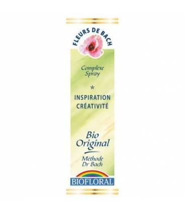 Flores de Bach BIO - COMPLEJO Nº 12 INSPIRACION CREATIVIDAD 20ml de Biofloral