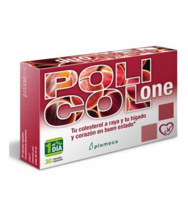 Policol One 30 cápsulas de Plameca