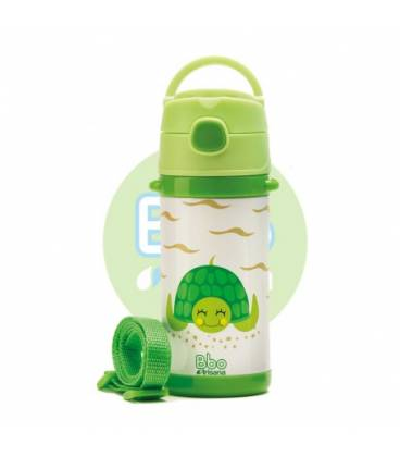 Botella bbo verde termo infantil 320ml de Irisana