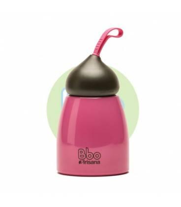 Botella bbo rosa termo 260ml de Irisana