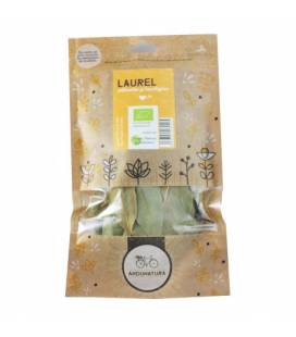 Laurel hoja BIO y silvestre 20 g de Andunatura