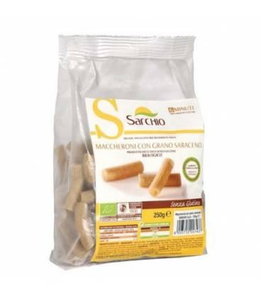 Macarrones BIO trigo sarraceno 250 g de Sarchio