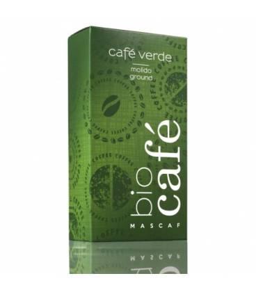Bio café verde molido 350 g de Mascaf