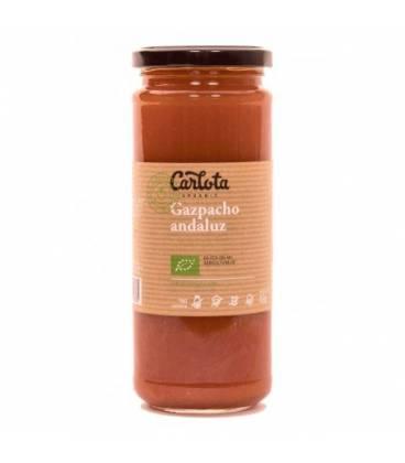 Gazpacho andaluz 450 g de Carlota Organic