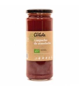 Gazpacho de remolacha 450 g de Carlota Organic