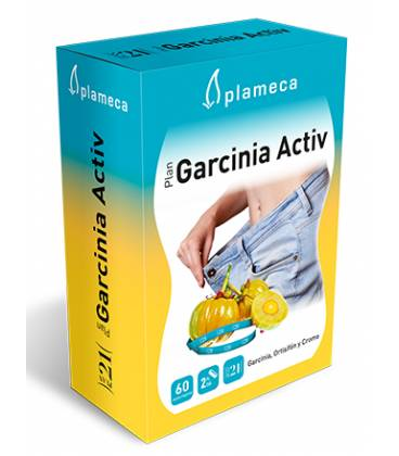 Garcinia Activ 60 cápsulas de Plameca