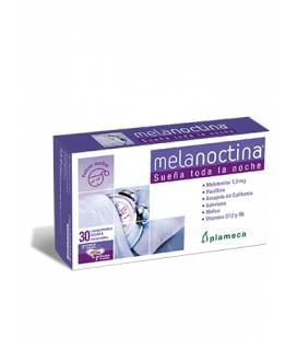 Melanoctina BiCapa (sueña toda la noche) 30 comprimidos de Plameca