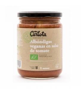 Albóndigas en salsa de tomate 425 g de Carlota Organic
