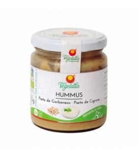 Hummus pasta de garbanzos BIO 210 g de Vegetalia