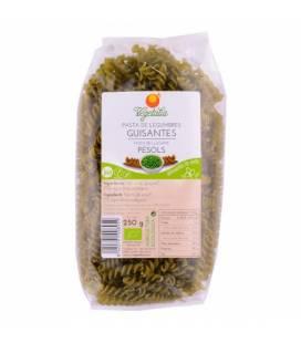 Espirales de guisantes sin gluten BIO 250g de Vegetalia