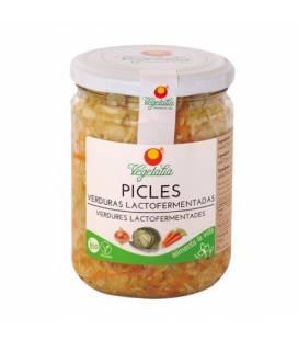 Picles - Verduras lactofermentadas BIO 320g de Vegetalia