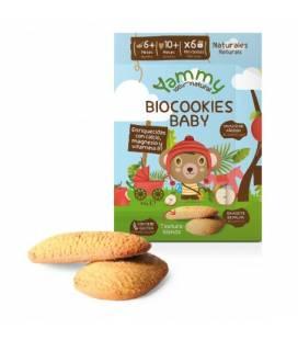 Galletas BIOcookies baby (+6meses) 150 g de Yammy