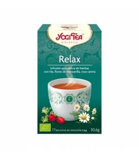 Yogi Tea Relax BIO 17 bolsitas
