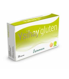 Ysihay gluten 20 cápsulas de Plameca
