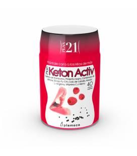 Plan 21 Keton Activ 40 cápsulas de Plameca