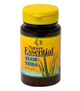 Aloe vera 60 Tabletas de 250mg de Nature Essential