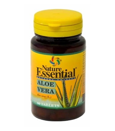 Aloe vera 60 Tabletas de 250mg de Nature Essential