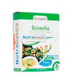 Boswelia Nutrabasics 30 cápsulas de Drasanvi