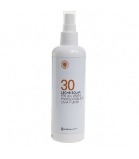 Leche solar adulto 30 plus 250ml de Botánica Nutrients
