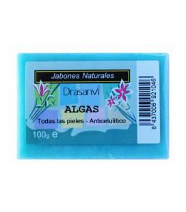 JABON ALGAS NATURALES 100g de Drasanvi