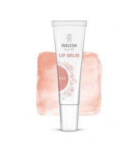 Bálsamo labial color rose 10ml de Weleda