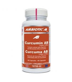 Cúrcuma Complex 60 tabletas de Airbiotic