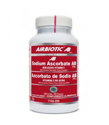 Ascorbato de sodio 250 g de Airbiotic