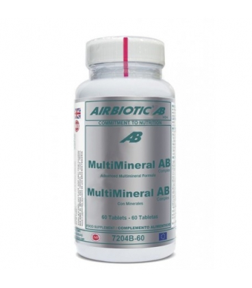 Multimineral complex 60 tabletas de Airbiotic