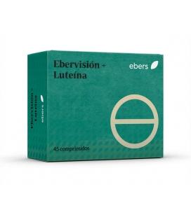 Ebervisión + Luteína 45 comprimidos de Ebers