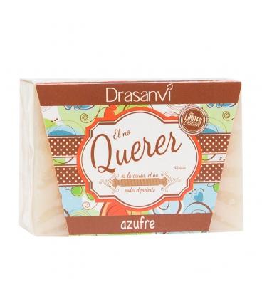 Jabón de azufre 100g de Drasanvi