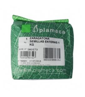 Zaragatona semillas enteras 1 Kg de Plameca
