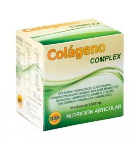 Colágeno complex 20 sobres de 5000mg de Robis