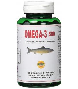 Omega 3 - 500 bote 180 cápsulas 710.19mg de Robis