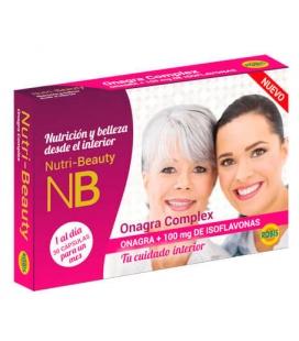 Onagra complex Nutri-Beauty 30 cápsulas de 872mg de Robis