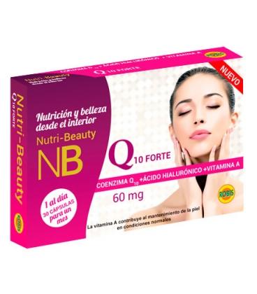 Comprar coenzima Q10 Nutribeauty de Robis al mejor precio online