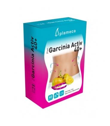 Garcia Activ 40 Plus 60 cápsulas de Plameca