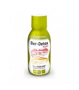 Ber Detox sabor fresa 250ml de Plameca