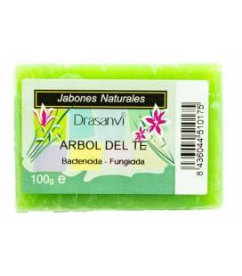 JABON ARBOL DEL TE 100g de Drasanvi