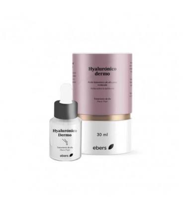 Hialurónico dermo (Ácido hialurónico de alto peso molecular) 30 ml de Ebers