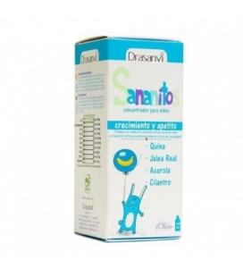 Sananitos crecimiento y apetito 150 ml de Drasanvi