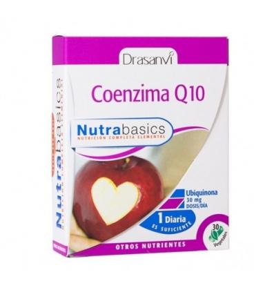 Coenzima Q10 30 cápsulas de Drasanvi