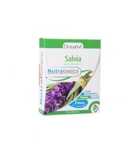 Salvia 30 cápsulas de Drasanvi