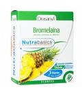 Bromelaína 48 cápsulas de Drasanvi